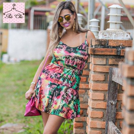 Vestido Color Summer
