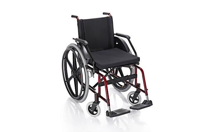 Cadeira de rodas Liberty - Suporta 100 Kg - Prolife