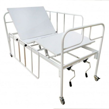 Cama Hospitalar Manual 2 Movimentos Standard