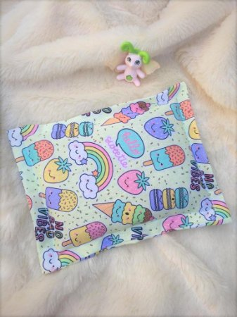 Bolsa Térmica de Sementes para Bebê Festinha