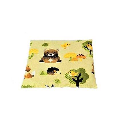 Bolsa Térmica de Sementes para Bebê Floresta 17 x 13Cm
