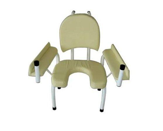 Cadeira para Parto Normal Estofada
