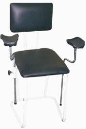 Cadeira para Coleta de Sangue - 2 Braçadeiras