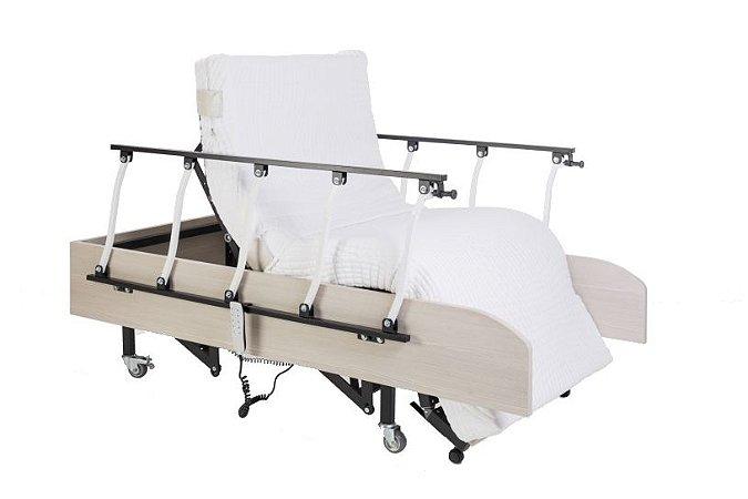 Cama Hospitalar Poltrona Luxo