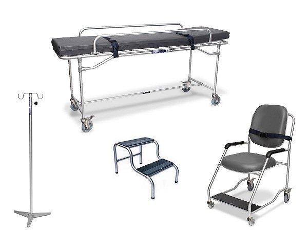 Kit Sala Completa para Ressonância Magnética