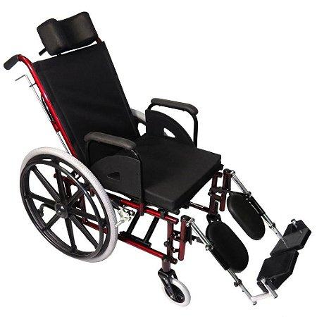 Cadeira de Rodas Reclinável Confort Tetraplegia - Prolife