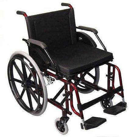 Cadeira de Rodas para Obeso até 130kg - Prolife