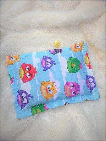 Bolsa Térmica de Sementes Bebê Angry Birds