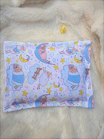 Bolsa Térmica de Sementes Bebê Ovelhinhas Dorminhocas