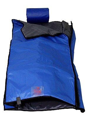 Manta Térmica Corporal Mini Dome Infravermelho - Termotek Estek