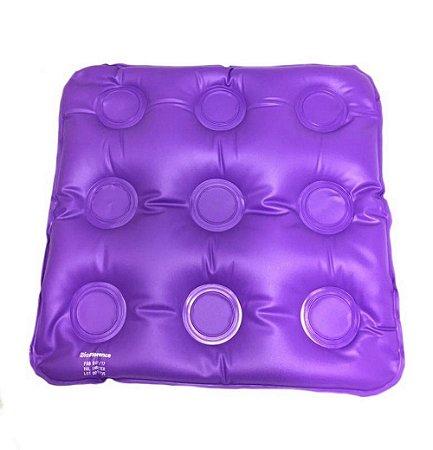 Almofada Anti Escara Gel Quadrada para Cadeirante