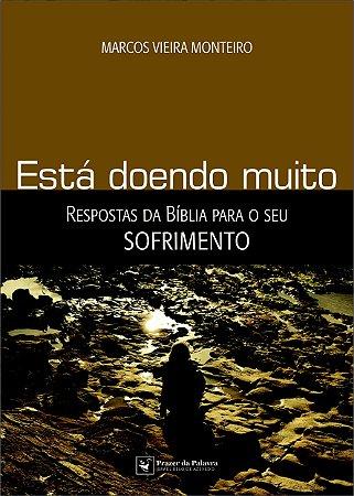 Está doendo muito: respostas da Bíblia para o seu sofrimento