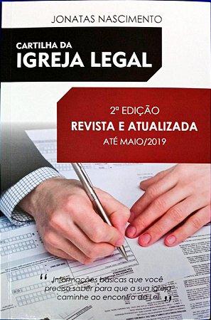 CARTILHA DA IGREJA LEGAL