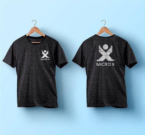 Camiseta Micro X