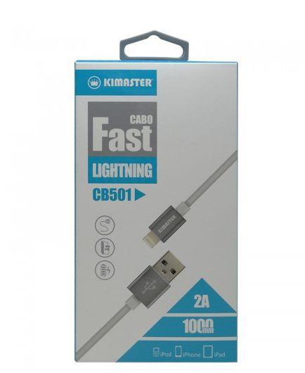Cabo Lightning para iPhone Premium - CB501