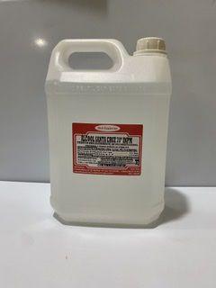 Álcool Etílico Hidratado 70% Galão 5 Litros Líquido