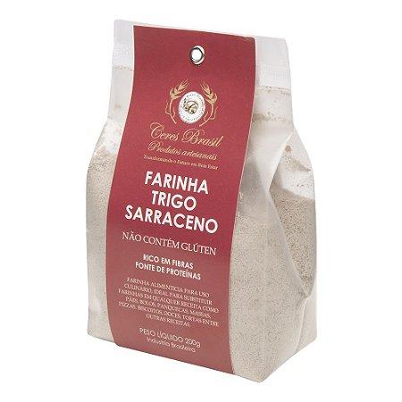 Farinha de trigo Sarraceno 200g