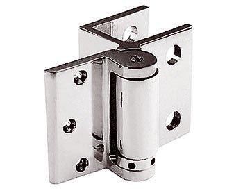 kit - Dobradiça para Granito 2cm e batente