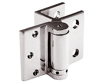 kit - Dobradiça para Granito 3cm e batente