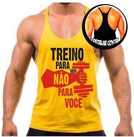 d203cdf20 Camiseta regata cavada masculina academia musculação treino - PS ...