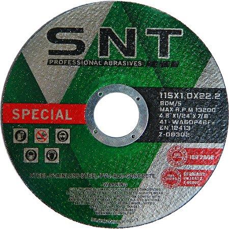 Disco de corte - Special 115 X 1 X 22.22 - VERDE