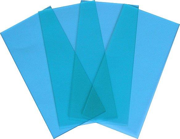 Placa protetora para máscara de solda - Interna