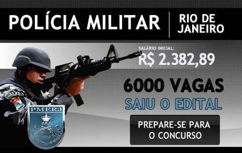 Curso Para Soldado Da Polícia Militar Pmerj. Atualizado 2015