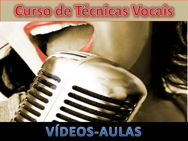Curso De Técnicas Vocais (canto)