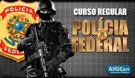 Curso Policia Federal 2015/ 2016 Da Alfacon