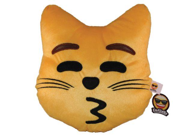 Emoji Gato Beijinho