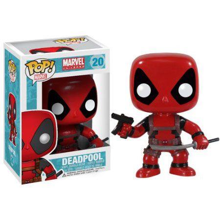 Deadpool - Marvel Universe - Funko Pop Marvel