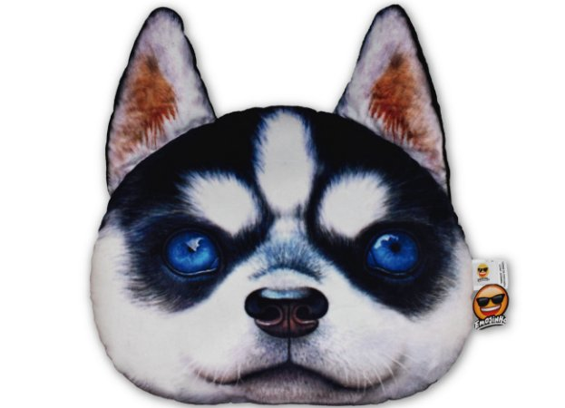 Almofada Pet Cachorro - Husky