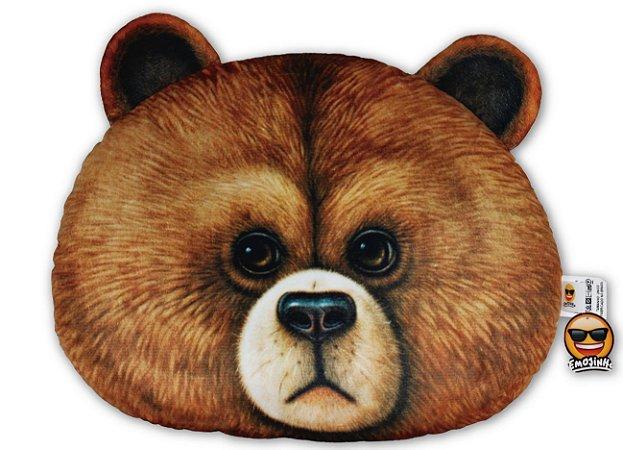 Almofada Pet Urso - Pardo