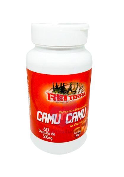 Camu Camu 500 mg 60 caps - Rei Terra