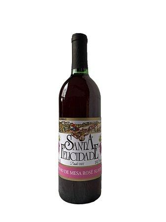 Vinho de mesa Rosé Suave