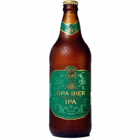 Cerveja Artesanal Opa Bier IPA 600ml