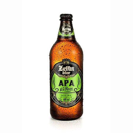 Cerveja Artesanal Zehn Bier Apa 600ml