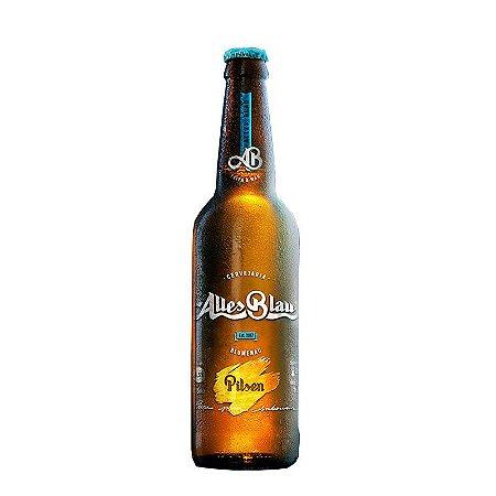 Cerveja Artesanal Alles Blau Pilsen 355ml