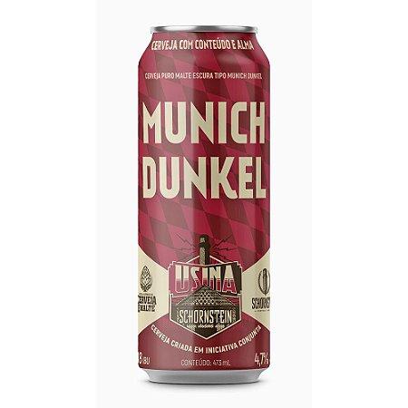 Cerveja Artesanal Schornstein Munich Dunkel 473ml