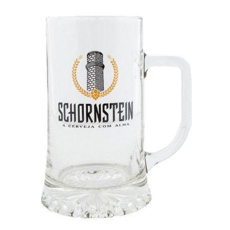 Caneco de Cerveja / Chopp Schornstein 600ml