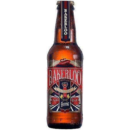 Cerveja Artesanal Container Bakerloo Pale Ale 500ml