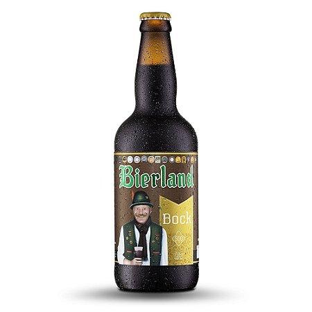 Cerveja Artesanal Bierland Bock 500ml
