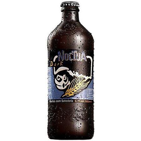 Cerveja Artesanal Coruja Noctua Dark Lager 500ml