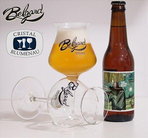 Copo Taça de Cristal Beer Sommelier Belgard 300ml