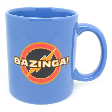 Caneca Bazinga - The Big Bang Theory