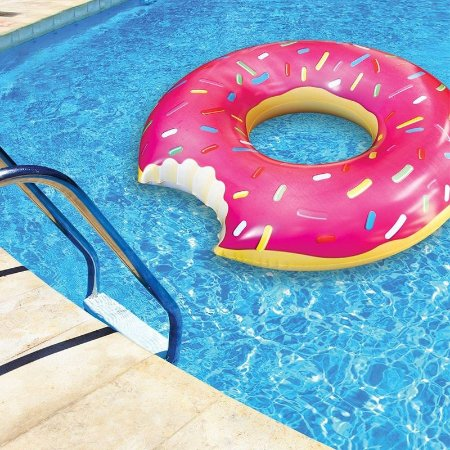 Bóia de Piscina - Donut Gigante