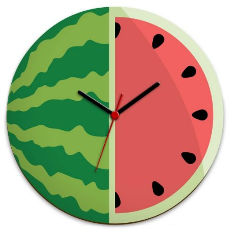 Relógio de Parede - Melancia