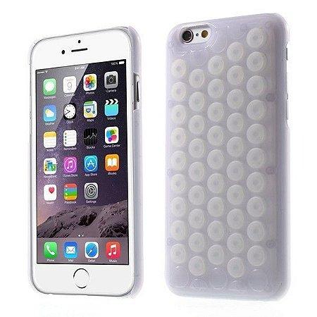 Case Plástico Bolha Infinito - iPhone 6 Plus