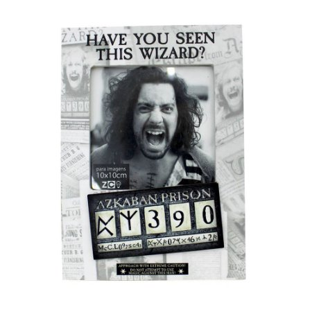 Porta Retrato Procura-se Bruxo Azkaban - Harry Potter