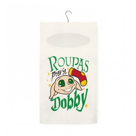 Saco de Roupa Suja - Dobby - Harry Potter